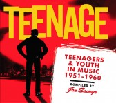 CD - VA - Teenager & Youth In Music 1951 - 60