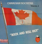 LP - VA - Canadian Rockers - Rock and Roll