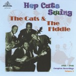 CD - Cats and the Fiddle  Hepcats Swing 1941  1946