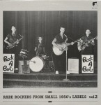 LP - VA - Rare Rockers From Small 1950s Labels Vol. 2