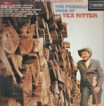 LP - Tex Ritter - The Friendly Voice Of Tex Ritter