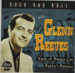 Single - Glenn Reeves - Rock -A- Boogie Lou / Betty's Bounce