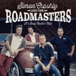 CD - Simon Crashly And The Roadmasters - It's Only Rock'n'Roll