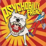 CD - VA - Psychobilly Frenzy
