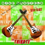 CD - Mike Maxfield - Vintage Tribute