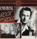 LP - VA - Universal Rock and Roll