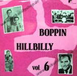 LP - VA - Boppin Hillbilly Vol. 6