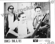 Autogramm-Foto - Big Blue