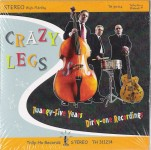 CD - Crazy Legs - Twangy-Five Years Dirty-One Recordings
