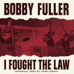 Single - Bobby Fuller - I Fought The Law / A New Shade Of Blue