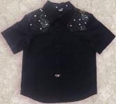 Kids - Jungenhemd - My tattoed Bowling Shirt