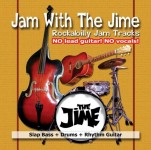 CD - Jime - Jam with The Jime