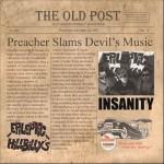 CD - Epileptic Hillbillys - Insanity