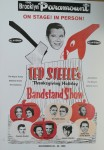 DIN A3 Poster - Ted Steel's Bandstand