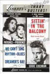 DIN A3 Poster - Eddie Cochran - ... and Patience And Prudence
