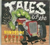CD - Bleed - Tales Of The Handsome Creep