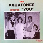 LP - Aquatones - Sing For You - Fargo Records