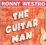 CD - Ronny Westro - The Guitar Man Vol. 1