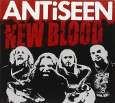 CD - Antiseen - New Blood