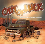 CD - Out Of Luck - Breakdown In The Desert