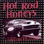 LP - Hot Rod Honeys - Used And Recycled