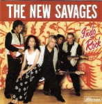 CD - New Savages - Indo Rock
