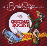 CD - Brian Setzer Orchestra - Christmas Rocks