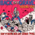 CD - VA - Back From The Grave 1