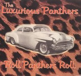 CD - Luxurious Panthers - Rock Panthers Roll