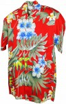 Hawaii - Shirt - Montana Red