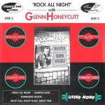 Single - Glenn Honeycutt - Rock All Night, Right Gal, Right Place, Right Me, Campus Love, Tombigbee Queen