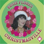CD - Rose Flores - Christmasville
