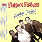 CD - Flatfoot Shakers - Shakin Tonight