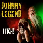 CD - Johnny Legend - I Itch!