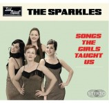 CD - Sparkles - Songs The Girl Taught Us