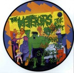 LP - Meteors - Mutant Monkey And The Surfers From Zorch