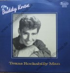 LP - Buddy Knox - Texas Rockabilly Man