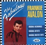 CD - Frankie Avalon - Fabulous Frankie Avalon