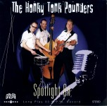 10inch - Honky Tonk Pounders - Spotlight On