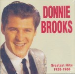 CD - Donnie Brooks - Greatest Hits 1958-1968