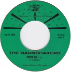 Single - Barnshakers - Move On, What'cha Gonna Do