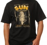 T-shirt  Steady - Sun Records Border Mic