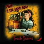 CD - Chilli & the Baracudas - Female Casanova