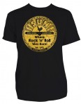 T-shirt Steady - Sun Records Distressed Sun