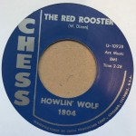 Single - Howlin? Wolf - Shake For Me / Little Red Rooster