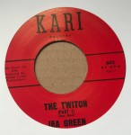 Single - Ira Green - The Twitch Pt. 1 / The Twitch Pt. 2