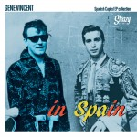 LP-3 - Gene Vincent - In Spain - Spanish Capitol EP Collection