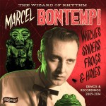 CD - Marcel Bontempi - Witches, Spiders, Frogs & Holes