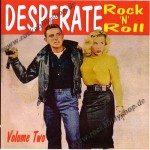 CD - VA - Desperate Rock?n?Roll Vol. 2