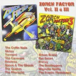 CD - VA - Zorch Factor 2 & 3